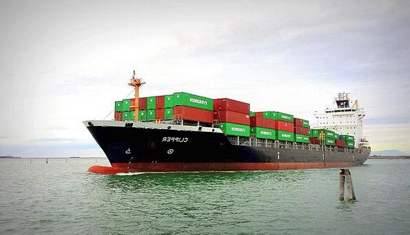 Ship Vessel Mercantile Port Harbor Merchant Freigh
