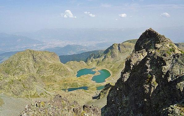 Lakes Robert Landscapes Ponds Nature Mountain Crag