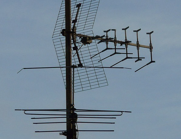Antenna Feeler Radio Wireless Watch Tv Technology