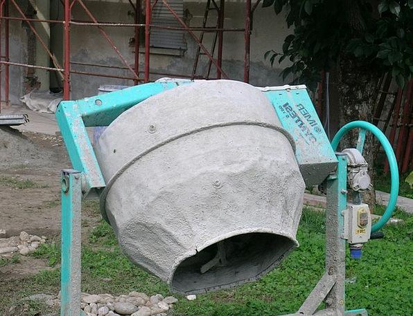 Cement Mixer Buildings Structure Architecture Buil