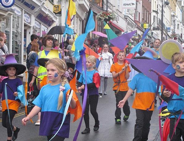 Ryde Carnival Festival Masquerade Pretense Carniva