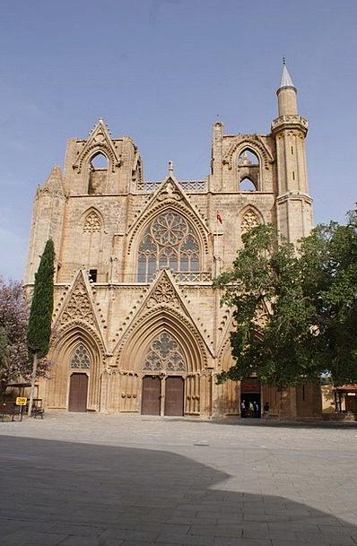 Cyprus Famagusta Cami