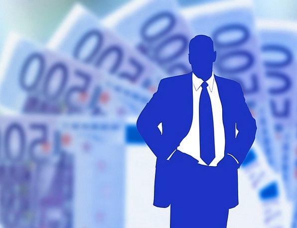 Business Commercial Finance Gentleman Business Eur
