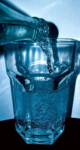 Water Aquatic Drink Flask Food Glass Cut-glass Bot