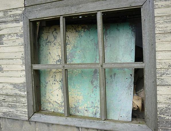 Window Gap Buildings Ancient Architecture Abandone