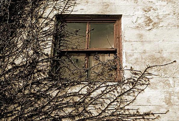 Mysterious Secretive Buildings Gap Architecture Ol