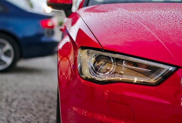 Car Carriage Traffic Transportation Headlight Audi