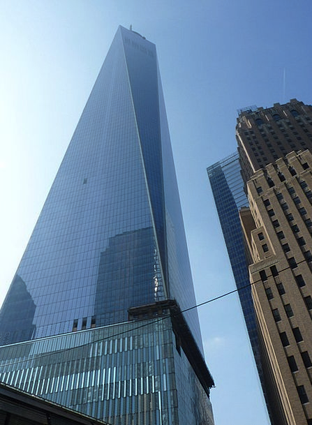 One World Trade Center Buildings Structure Archite