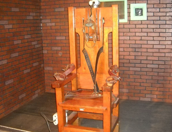 Electric Chair Execution Implementation Death Row