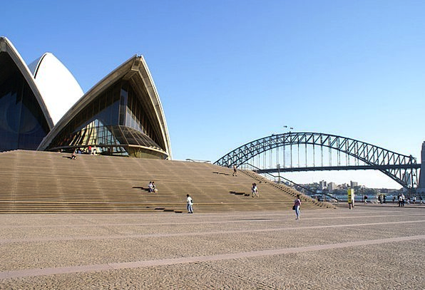 Sydney Opera House Buildings Structure Architectur