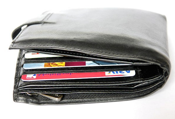 Wallet Folder Finance Business Pay Wage Payment Ca
