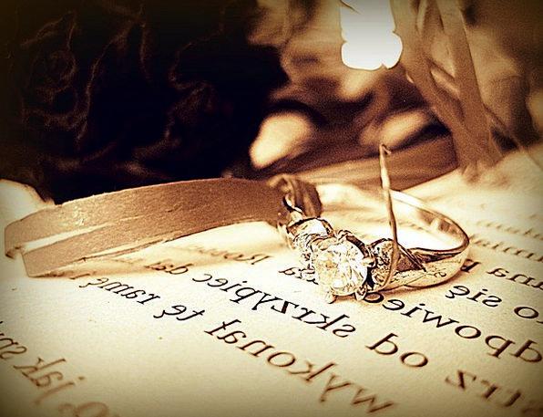 Diamond Rhombus Circle Jewelry Jewels Ring Wedding