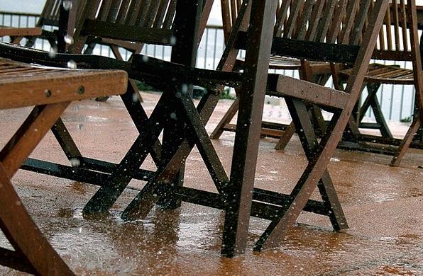 Rain Volley Wet Storm Tempest Raining Bad Weather