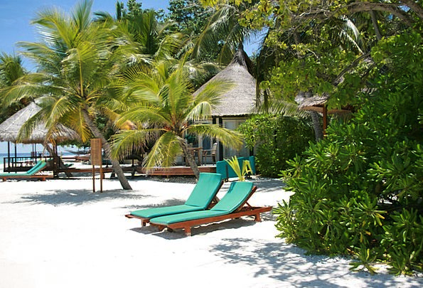 Maldives Vacation Travel Vacation Holiday Chaise S