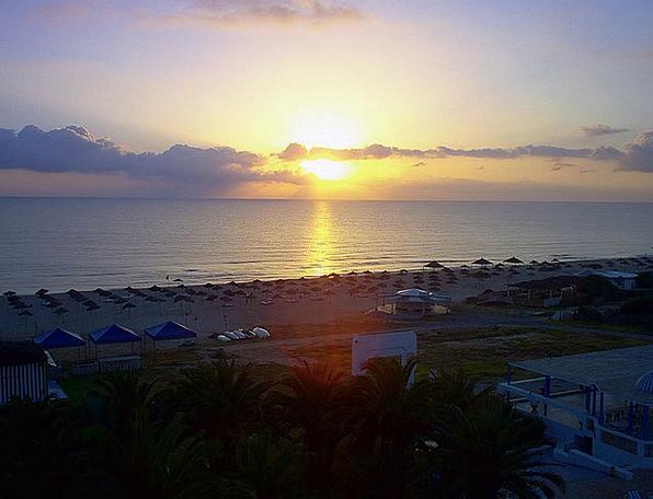 Sunset Sundown Vacation Marine Travel Mediterranea