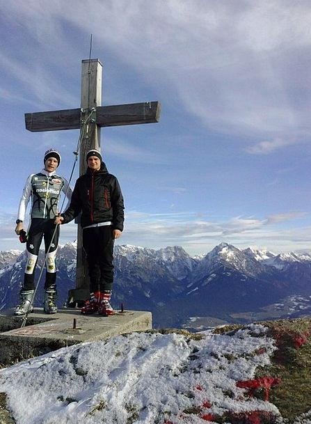 Summit Cross Conference Ski Tour Summit Winter Sea
