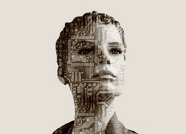 Woman Lady Fashion Beauty Computer Science IT Arti