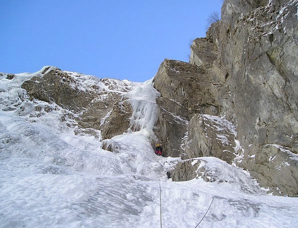 North Wall Mountaineering Alpinism Ice Climbing Fr