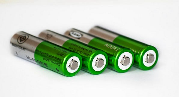 Batteries Series Vigor Rechargeable Energy Power C