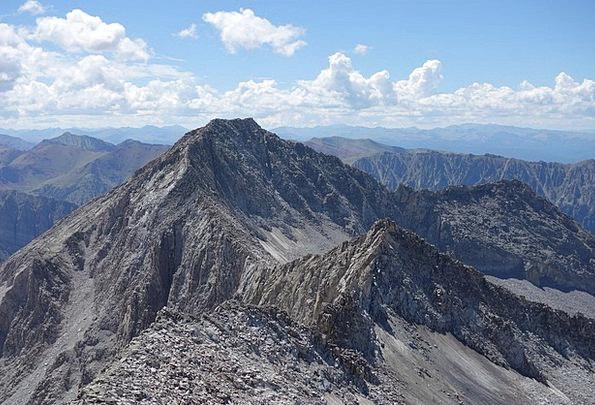 Mountains Crags Landscapes Set Nature Mountain Cra