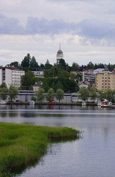 Finnish Buildings Architecture City Urban Mikkeli