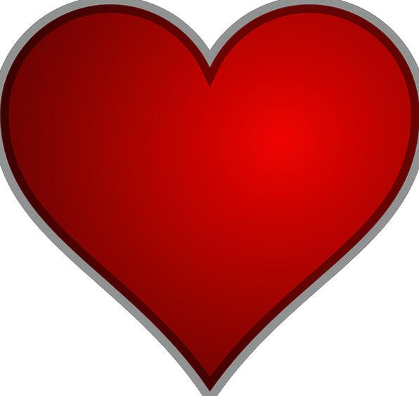 Heart Emotion Valentines Valentine Sweet Red Blood