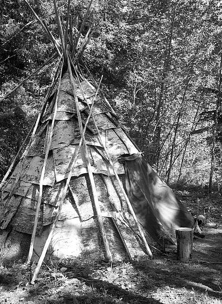 Wigwam Dwelling Monuments Places Tipi Tepee Teepee