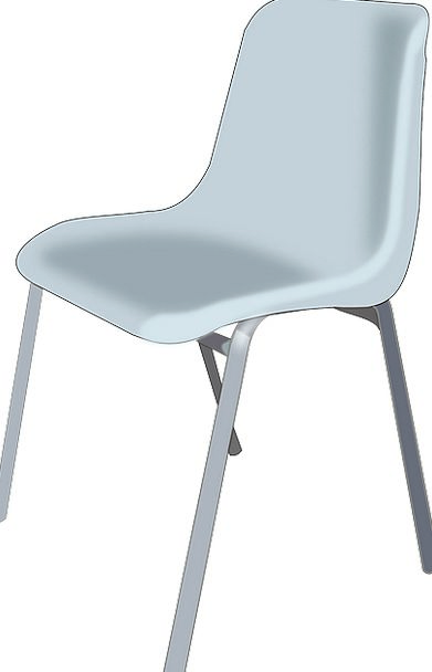 Chair Chairperson Equipment Moulded Furniture Plas