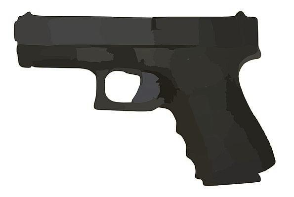 Weapon Armament Firearm Pistol Gun Handguns Pistol