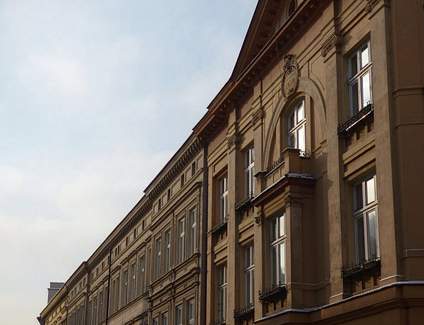 Kamienica Buildings Memorial Architecture Kraków M