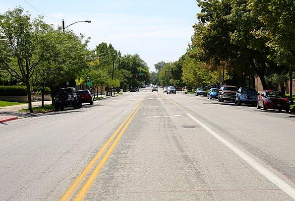Road Street Traffic Extended Transportation Empty