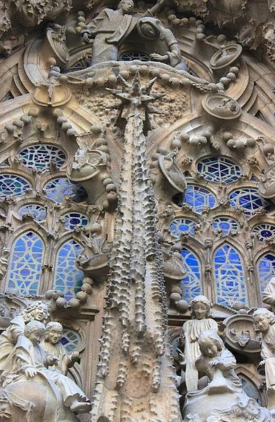 Sagrada Familia Buildings Architecture Barcelona G