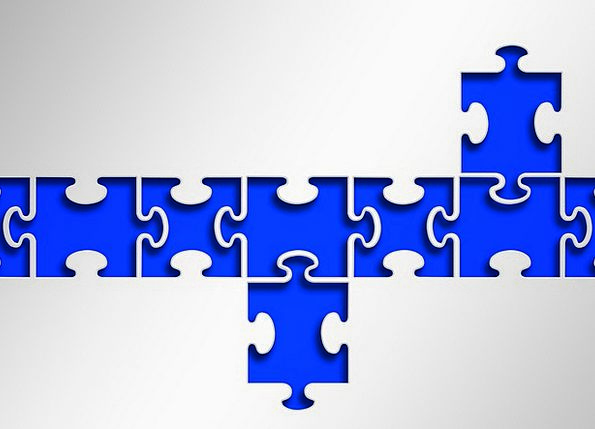 Puzzle Mystery Idea Design Project Concept Togethe