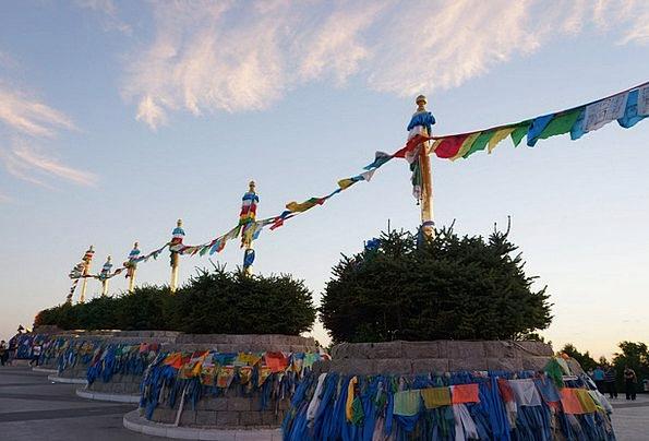 Obo Culture Ethos Mongolian Regional Culture