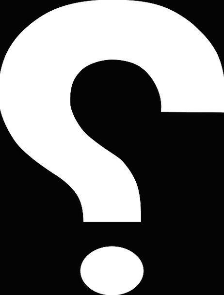 Question Spot Symbol Mark Uncertain Sign Problem A