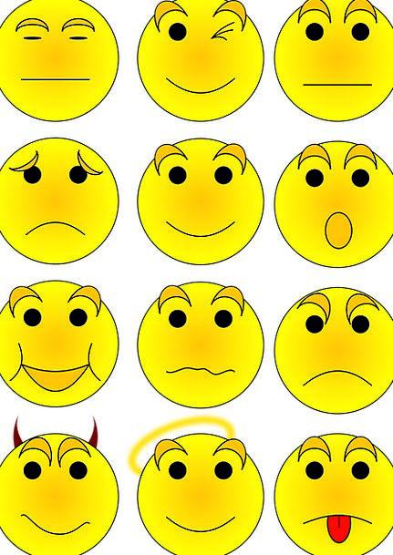 Smilies Smiling Face Smiley Emoticon Free Vector G