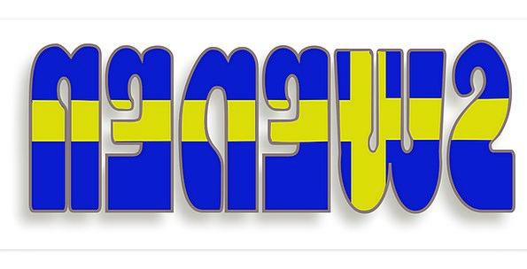 Sweden Swedish Logo National Colors Of Sweden Swed