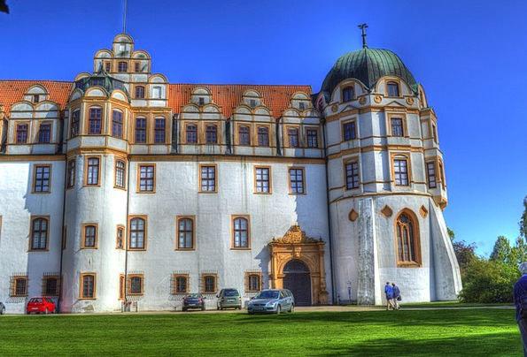 Celle Fortress Castle Park Castle