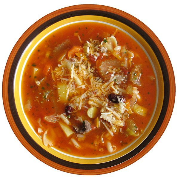 Minestrone Drink Broth Food Vegetable Soup Soup It