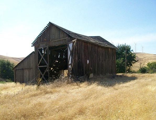 Barn Outbuilding Landscapes Hut Nature Cabin Shed