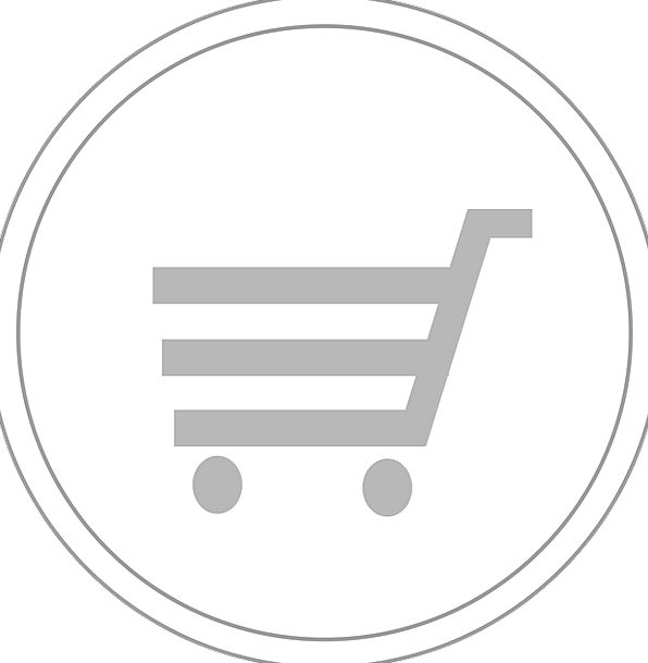 Symbol Sign Spending Cart Wagon Shopping Shop Work