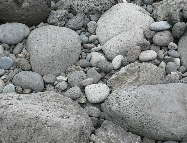 Pebbles Gravels Pillars Stones Rocks Natural Usual