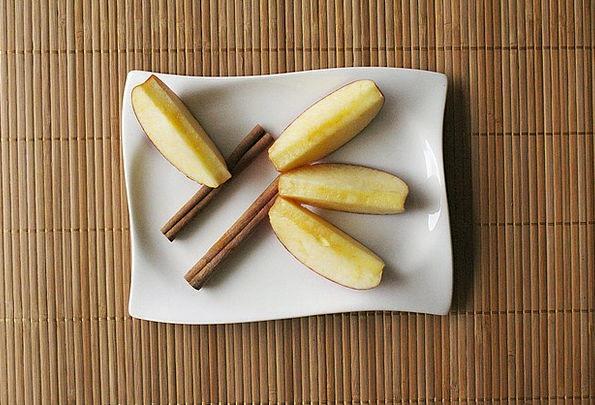 Apple Slices Cinnamon Apple Decoration