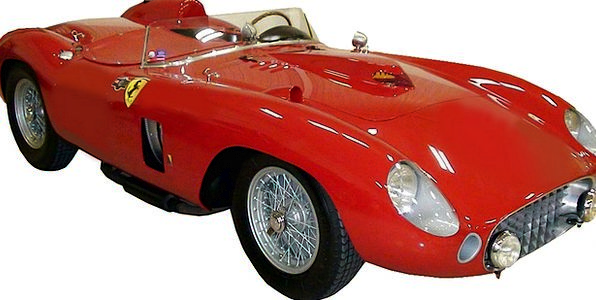 Racing Car Ferrari Red Racing Cars Vintage Cars Sp