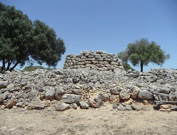 Talajot Buildings Prehistory Architecture Frühgesc