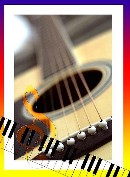 Guitar Musical Instrument Acoustic Guitar Instrume