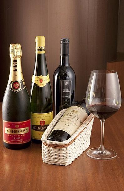 Wine Mauve Types Of Wine Red Wine