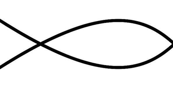 Christian Jesus Fish Symbol Faith Christ Icthus Catholic