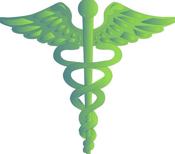 Cure Treatment Drug Pharmacy Drugstore Medicine Caduceus