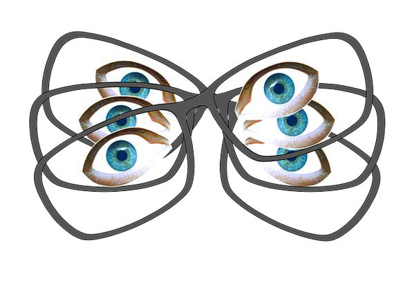 Glasses Spectacles Judgments See Understand Eyes O